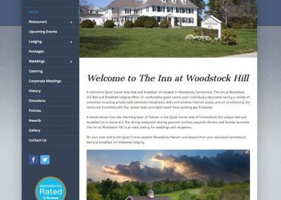 The Inn at Woodstock Hill